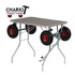 Image 1 - Table de toilettage et chariot de transport pour exposition de chien et chat