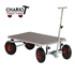 Image 2 - Table de toilettage et chariot de transport pour exposition de chien et chat