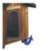 Image 1 - Volet de porte pour niche bois