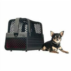 Caisse de transport pour chat et petit chien 4Pets Penthousebox Montreal