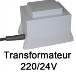 Option transformateur 400W pour abreuvoir automatique à niveau constant PVC Pro