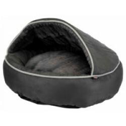 Abri douillet pour chat et petit chien Timber Trixie - diamètre 55 cm