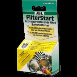Activateur naturel de filtre JBL FilterStart Bactéries vivantes 10 ml