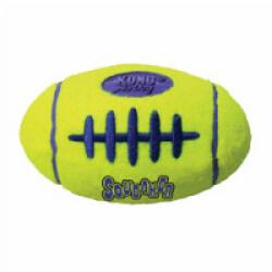"""Air KONG jeu pour chien """"Rugby"""" 12.5 x 7.5 cm"""