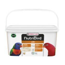 Aliment Nutribird Lori pour loris et perruches des figuiers - 3kg