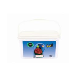 Aliment Orlux Lori pour loris et perruches des figuiers Seau 3 kg