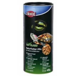 Alimentation générale mélange naturel pour tortues Trixie - 45 g