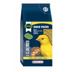 Alimentation Gold Pâtée Orlux Versele Laga pour canaris