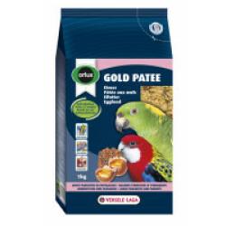 Alimentation Gold Pâtée Orlux Versele Laga pour grandes perruches et perroquets