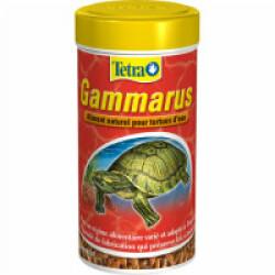 Alimentation naturelle complémentaire pour tortues d'eau Tetra Gammarus - 250 mL