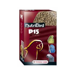 Alimentation NutriBird P15 Original Versele Laga pour oiseaux