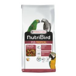 Alimentation NutriBird P15 Tropical Versele Laga pour oiseaux - 10 kg