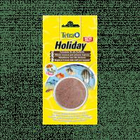 Alimentation pour poisson TetraMin Holiday bloc 30 g