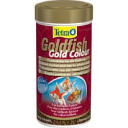 Alimentation Tetra Animin 250 ml Gold Colour pour poissons