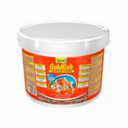 Alimentation Tetra Animin Goldfish pour poissons Contenance 10 litres