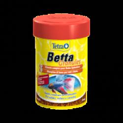 Alimentation Tetra Betta granules 85 ml pour poissons