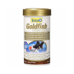 Alimentation Tetra Goldfish gold Japan 250 ml pour poissons