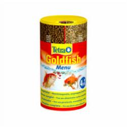 Alimentation Tetra Goldfish Menu 250 ml pour poissons