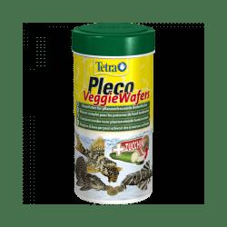 Alimentation Tetra Pleco Veggie Wafer 250 ml pour poissons