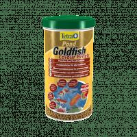 Alimentation Tetra Pond Goldfish Colour Pellets 1 litre pour poissons de bassin