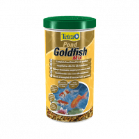 Alimentation Tetra Pond Goldfish Mix pour poissons de bassin