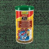 Alimentation Tetra Pond Koi Colour Pellets 1 litre pour poissons de bassin