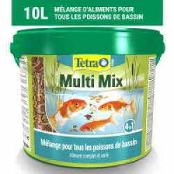 Alimentation Tetra Pond Multi Mix Contenance 10 litres