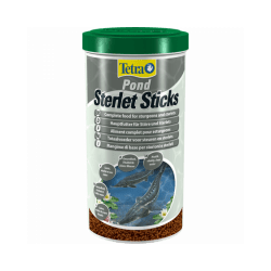 Alimentation Tetra Pond Sterlet Sticks pour poissons de bassin