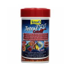 Alimentation Tetra Pro Colour pour poissons exotiques