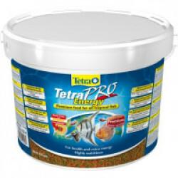 Alimentation Tetra Pro Energy pour poissons Contenance 10 litres