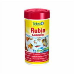 Alimentation Tetra Rubin granulés 250 ml pour poissons