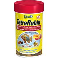 Alimentation Tetra Rubin pour poissons exotiques