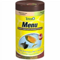 Alimentation TetraMenu 250 ml pour poissons