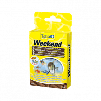 Alimentation TetraMin Weekend 20 sticks pour poissons