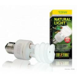 Ampoule Natural Light lumière du jour fluocompacte Exo Terra