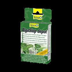 Anti-algues Tetra Algo Stop depot 12 comprimés pour aquarium