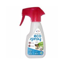 Antiparasitaire Eco Spray chiens 250 ml