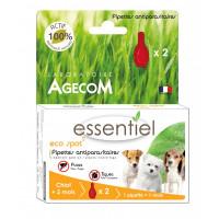 Antiparasitaire Essential Eco Spot chiens