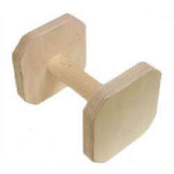 Apportable en bois pour chien Obéissance FCI 440 g Lg 16 cm