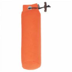 Apportable flottant en tissu pour chien 1 kg Lg 33 cm Ø 8.5 cm