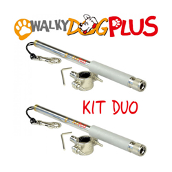 Kit Duo Walky Dog Plus