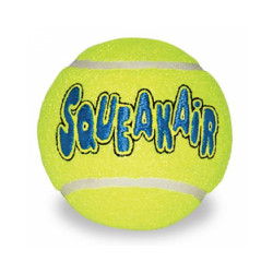 Balle de tennis Kong Squeakair Taille L