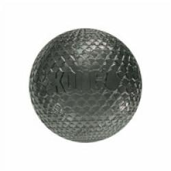 Balle résistante à mastiquer avec squeaker pour chien KONG Duramax Medium