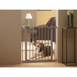 Barrière habitation Dog Barrier Door pour animaux PM hauteur 75 cm
