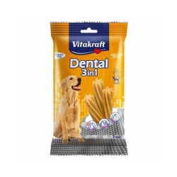 Bâtonnets à mâcher Vitakraft Dental 3 en 1
