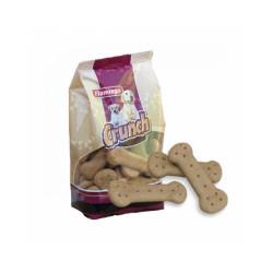 Biscuits crunch Os à la dinde Flamingo pour chien