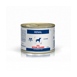 Boîtes Royal Canin Veterinary Diet Renal pour chiens 12 boîtes 200 g