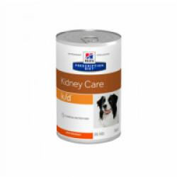 Boîtes de 370 g Hill's Prescription Diet Canine K/D Kidney Care lot de 12