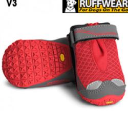 Bottine de sport Ruffwear Grip Trex Rouge T4 l'unité