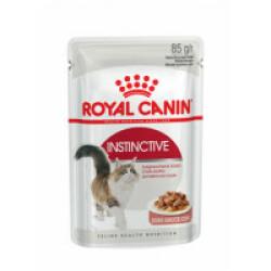 Bouchées pour chats Royal Canin Instinctive 12 Sachets 85 g